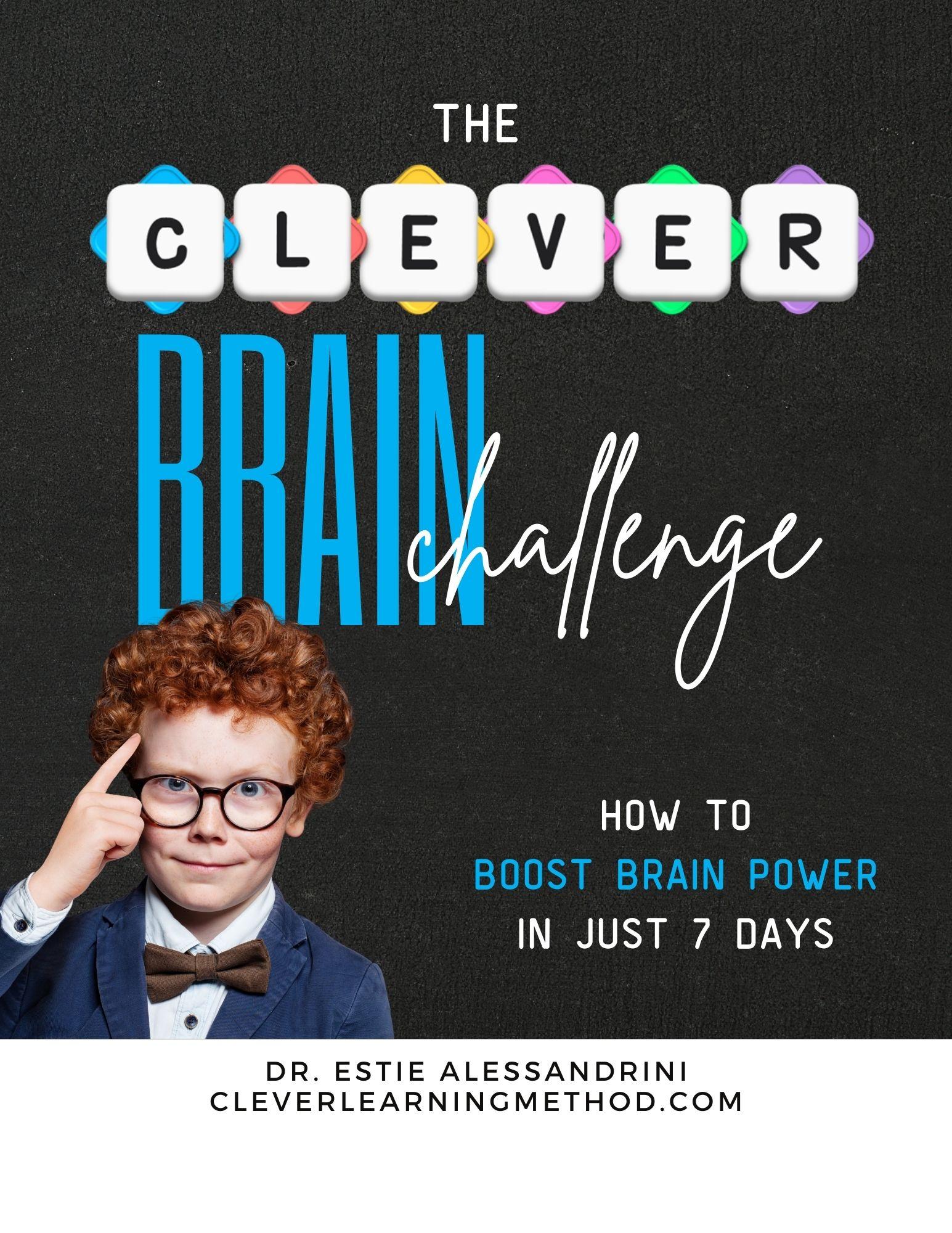 CLEVER brain challenge